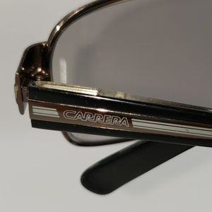 Carrera Accessories - Carrera Sliver Metal Rectangle Eyeglasses Frames